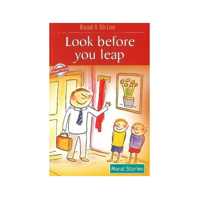 B Jain Publishers - Read And Shine Look Before You Leap