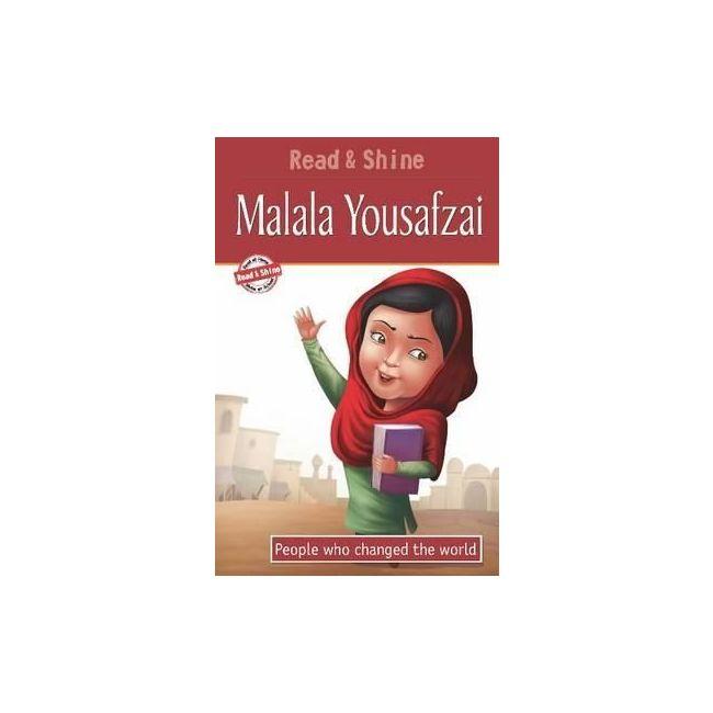 B Jain Publishers - Read And Shine Malala Yousafzai