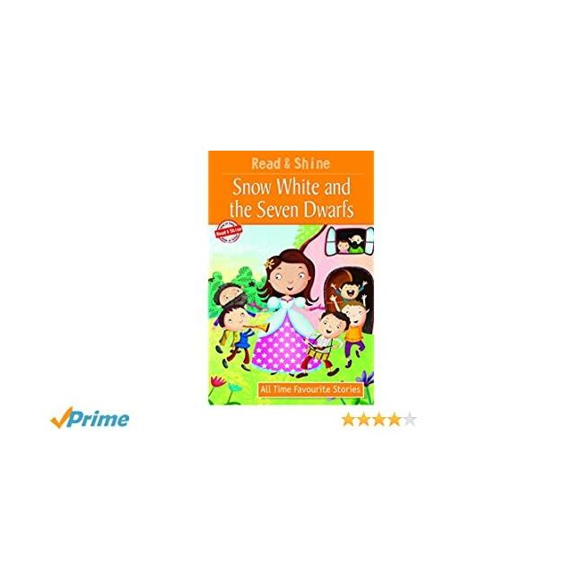 B Jain Publishers - Read And Shine Snow White And Seven Dwarfs