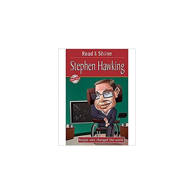 B Jain Publishers - Read And Shine Stephen Hawking