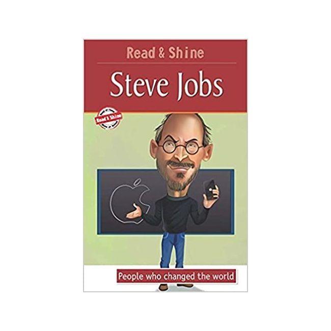 B Jain Publishers - Read And Shine Steve Jobs