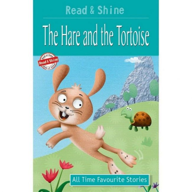 B Jain Publishers - Read And Shine The Hare And The Tortoise