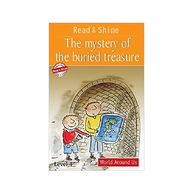 B Jain Publishers - Read And Shine The Mistery Of The Buried