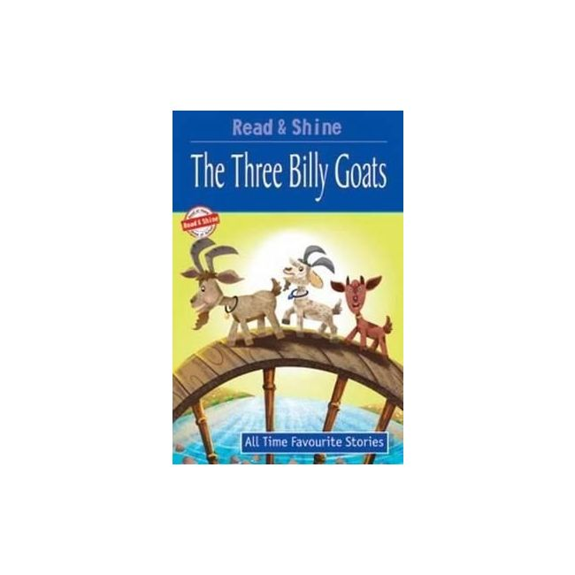 B Jain Publishers - Read And Shine The Three Billy Goats L 1