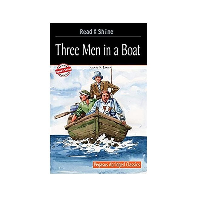 B Jain Publishers - Read And Shine Three Men In A Boat