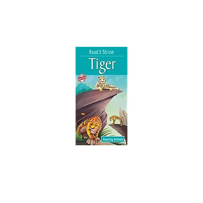 B Jain Publishers - Read And Shine Tiger
