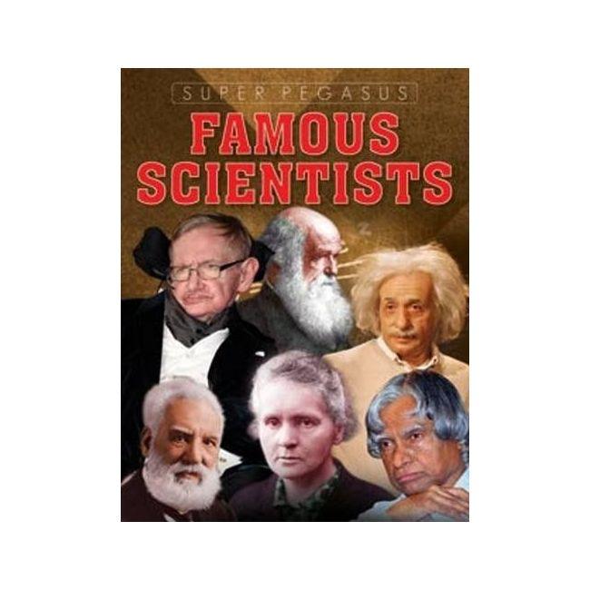 B Jain Publishers - Super Pegasus Famous Scientists