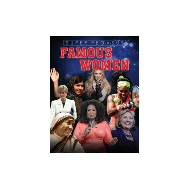 B Jain Publishers - Super Pegasus Famous Women