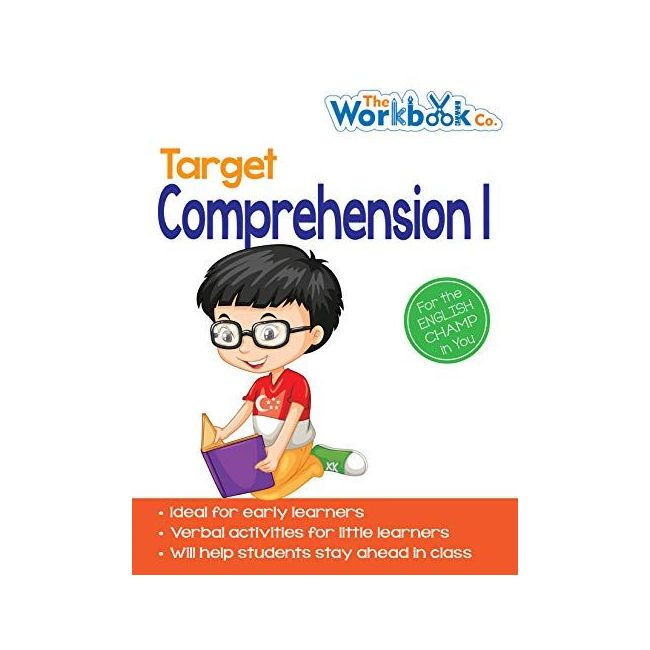 B Jain Publishers - Target Comprehension 1