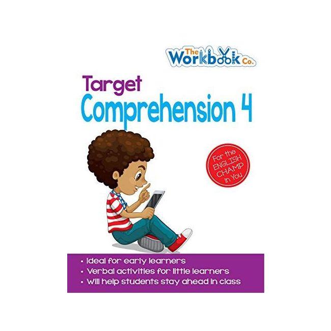 B Jain Publishers - Target Comprehension 4