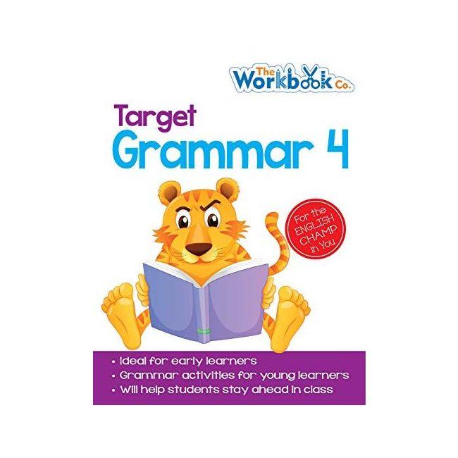 B Jain Publishers - Target Grammar Level 4