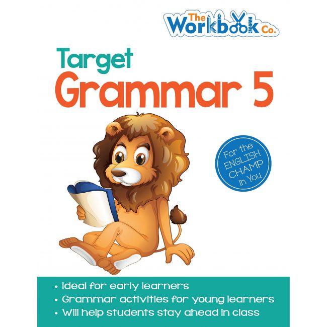 B Jain Publishers - Target Grammar Level 5