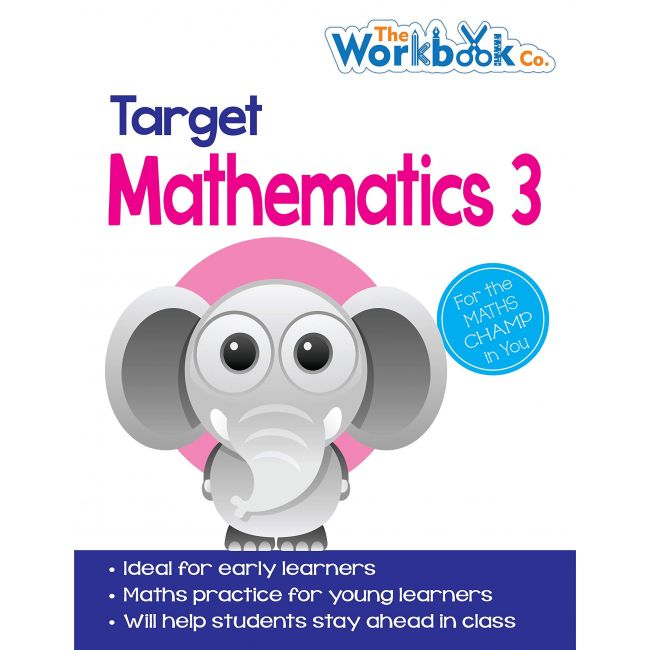B Jain Publishers - Target Mathematics 3