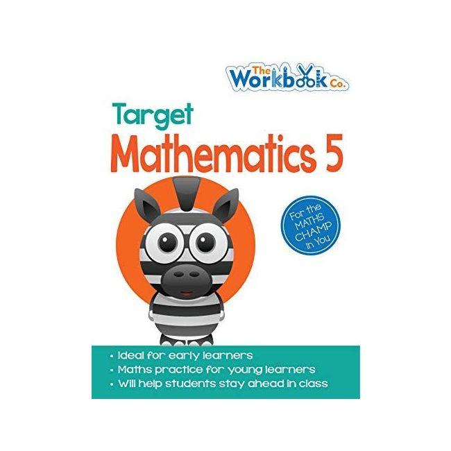 B Jain Publishers - Target Mathematics 5