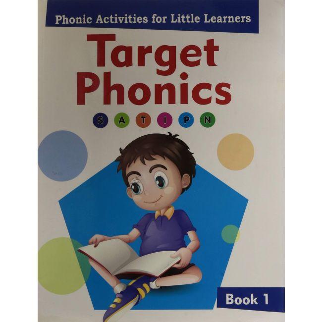 B Jain Publishers - Target Phonics 1