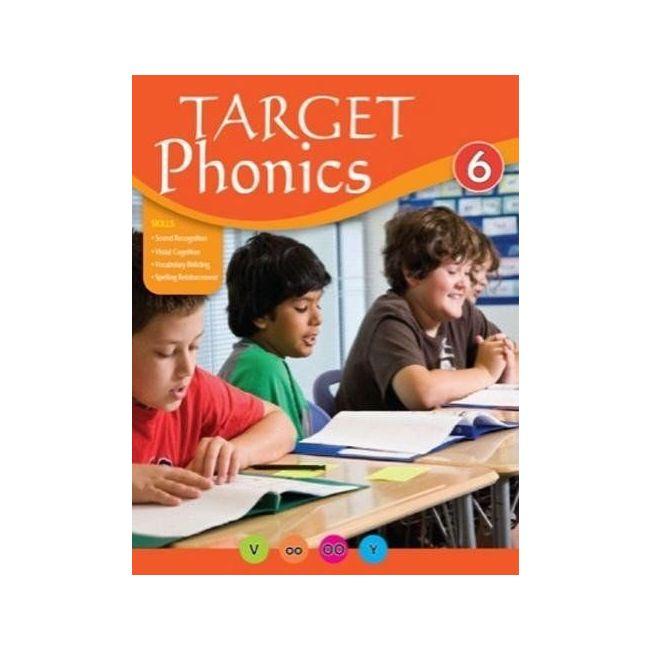 B Jain Publishers - Target Phonics 6