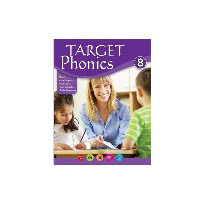 B Jain Publishers - Target Phonics 8