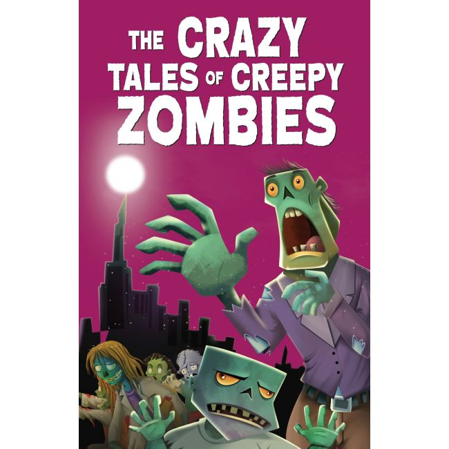 B Jain Publishers - The Crazy Tale Of Creepy Zombies