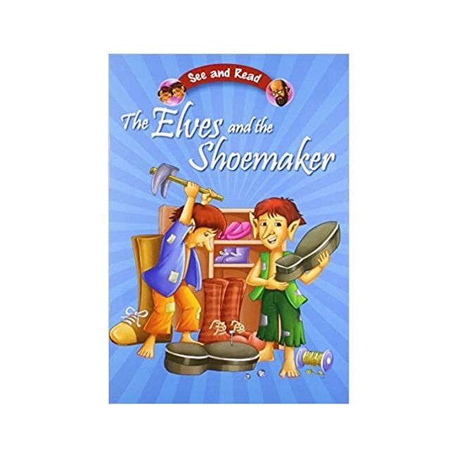 B Jain Publishers - The Elves And The Shoe Maker