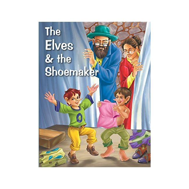 B Jain Publishers - The Elves Shoe Maker 6291086017479