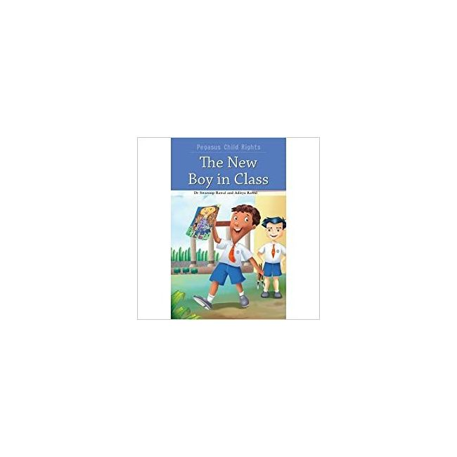 B Jain Publishers - The New Boy In Class