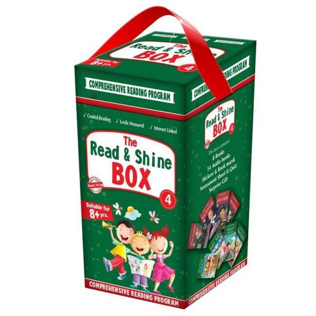 B Jain Publishers - The Read And Shine Box 4