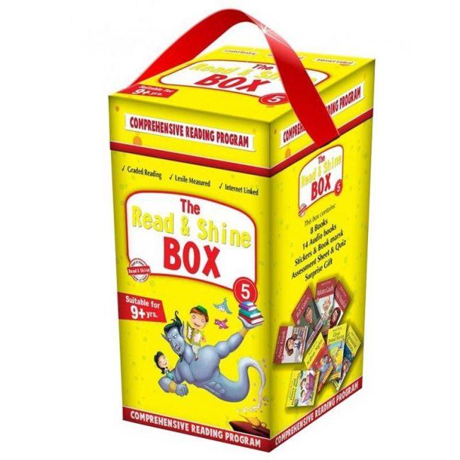B Jain Publishers - The Read And Shine Box 5