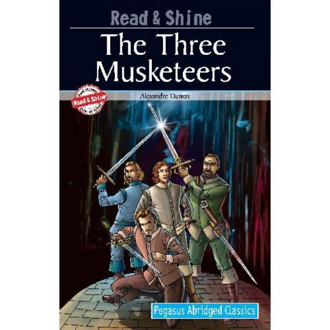 B Jain Publishers - The Three Musketeers B Jain