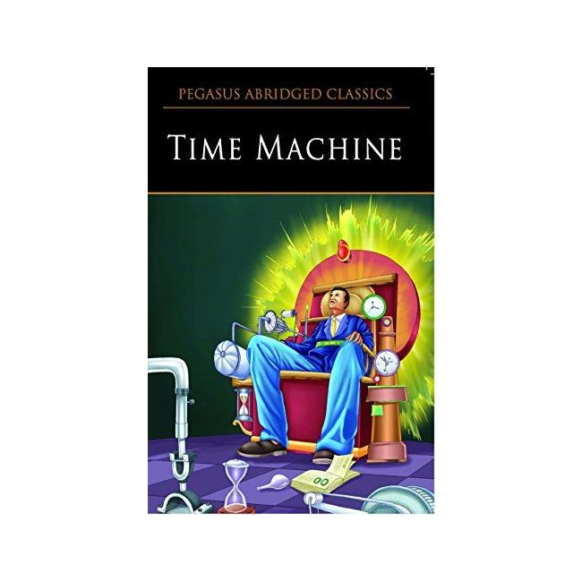 B Jain Publishers - The Time Machine