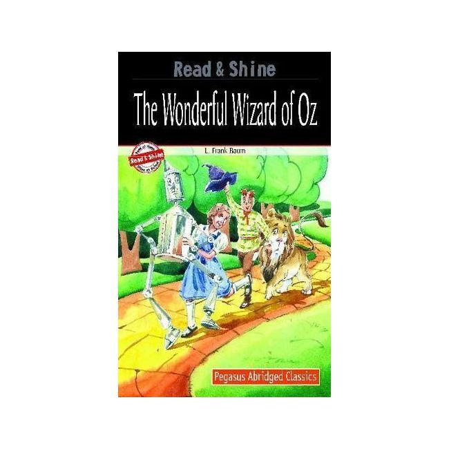 B Jain Publishers - The Wonderful Wizard Of Oz