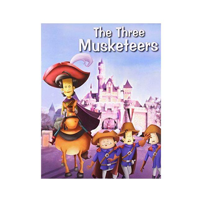 B Jain Publishers - Three Musketeers