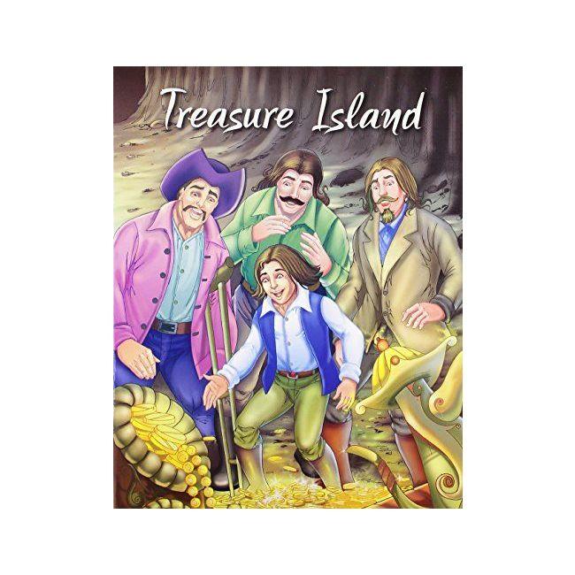B Jain Publishers - Treasure Island 6291086017479