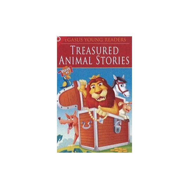B Jain Publishers - Treasured Animal Stories