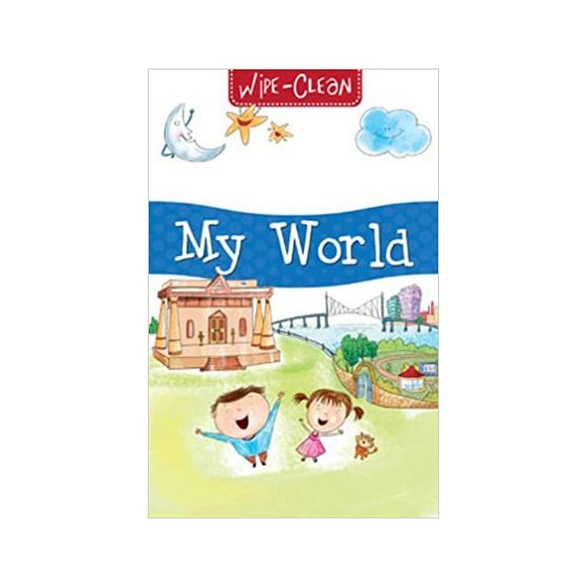 B Jain Publishers - Wipe And Clean My World