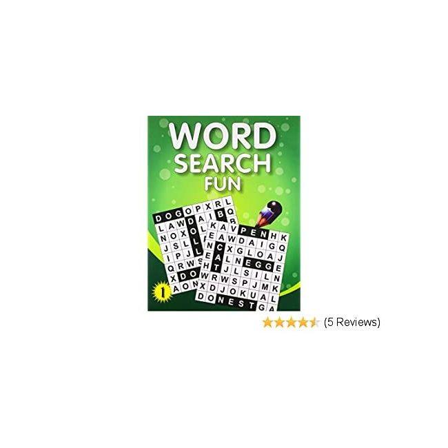 B Jain Publishers - Word Search Fun 1