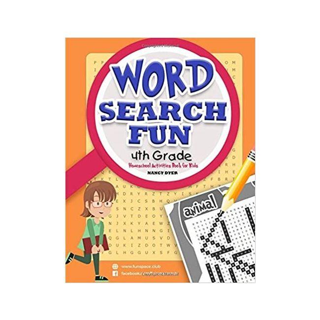 B Jain Publishers - Word Search Fun 4