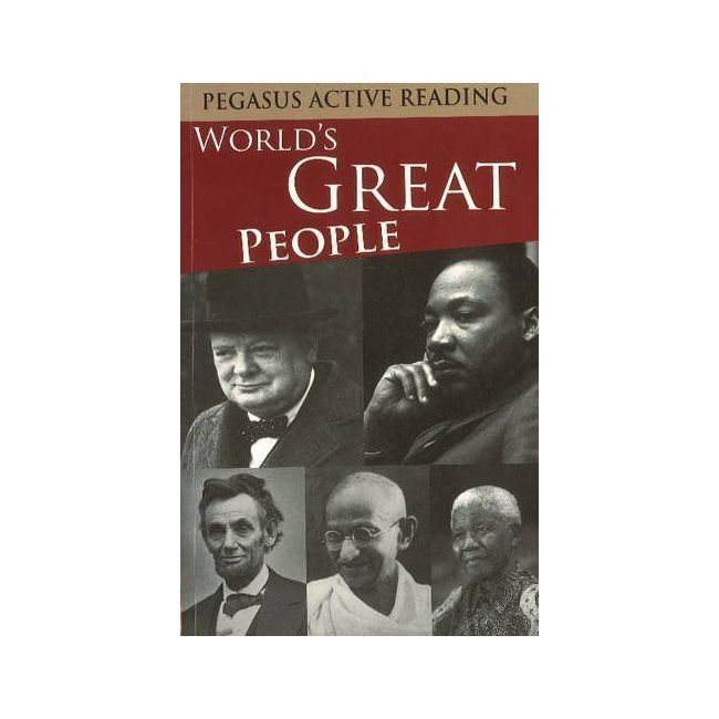 B Jain Publishers - World S Great People