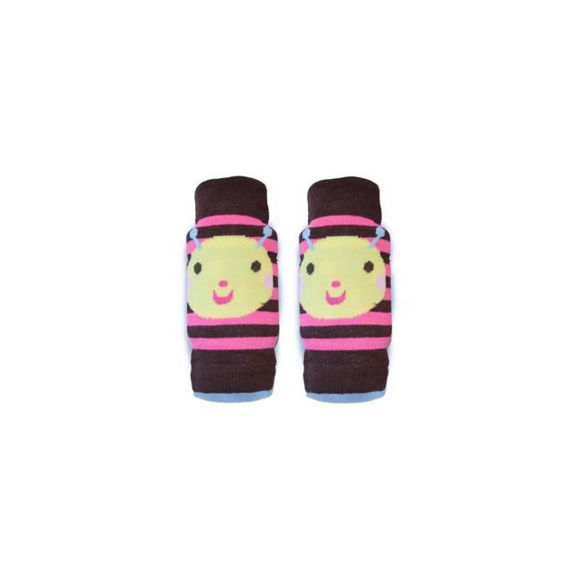 B-Safe Knee Protectors Pink Stripes