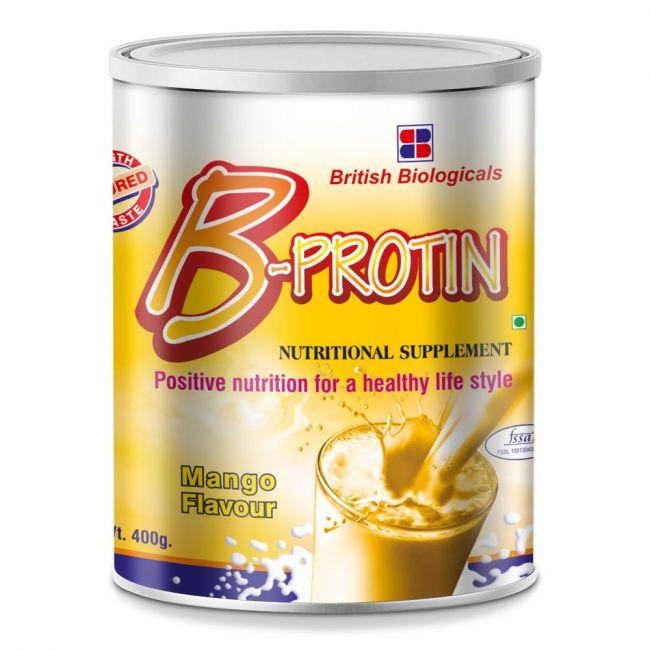 B-Protin - Nutritional Supplement - Mango