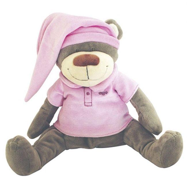 Babiage Doodoo Back-to-sleep baby monitor - Pink Bear Doodoo