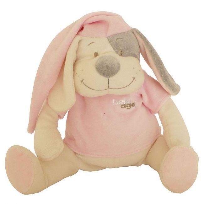 Babiage Doodoo Back-to-sleep baby monitor - Pink Dog Doodoo