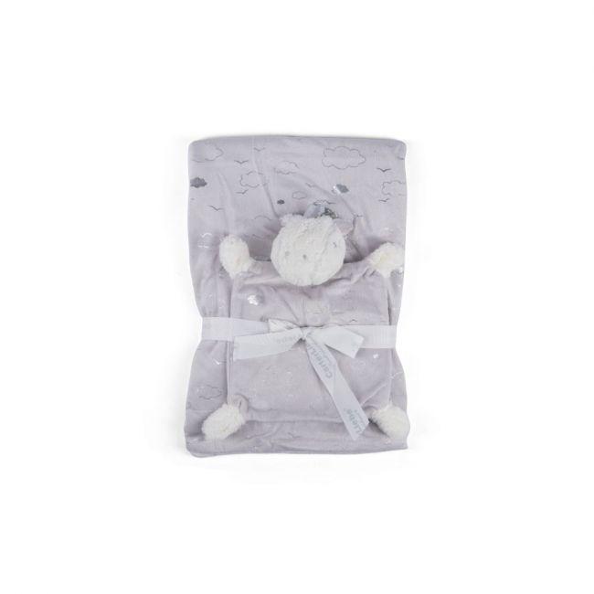 Little Angle - Baby Blanket Ultra Soft Premium Quality Blanket Grey