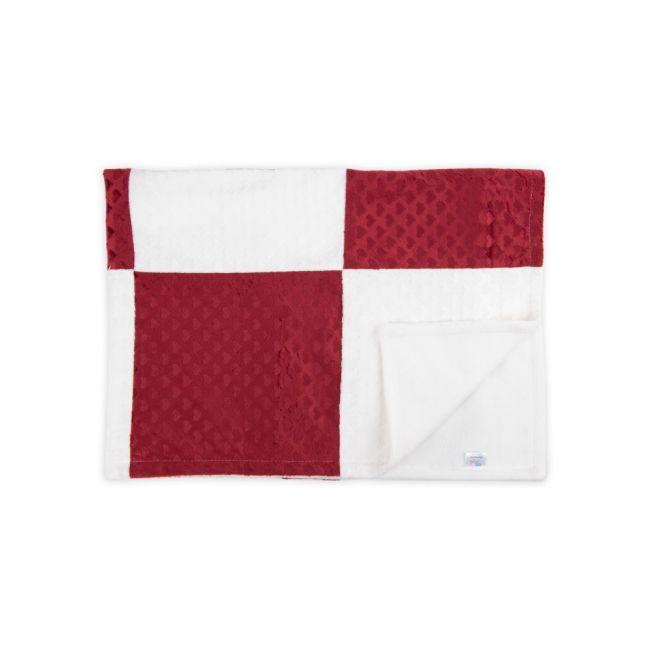Little Angle - Baby Blanket Ultra Soft Premium Quality Blanket Maroon