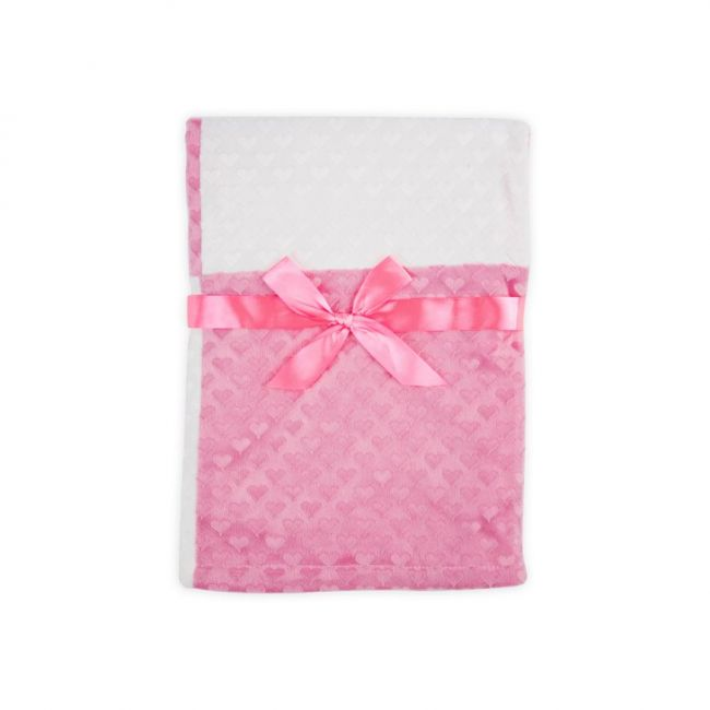 Little Angle - Baby Blanket Ultra Soft Premium Quality Blanket Pink 01