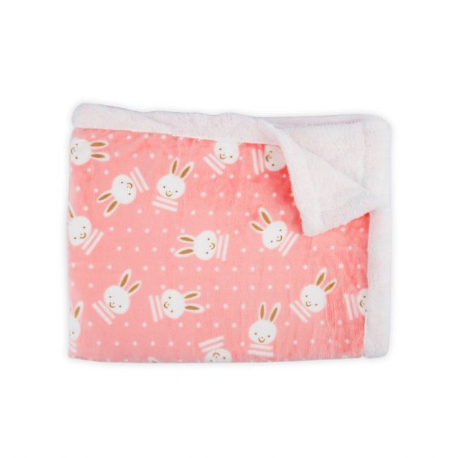 Little Angle - Baby Blanket Ultra Soft Premium Quality Blanket Pink 02