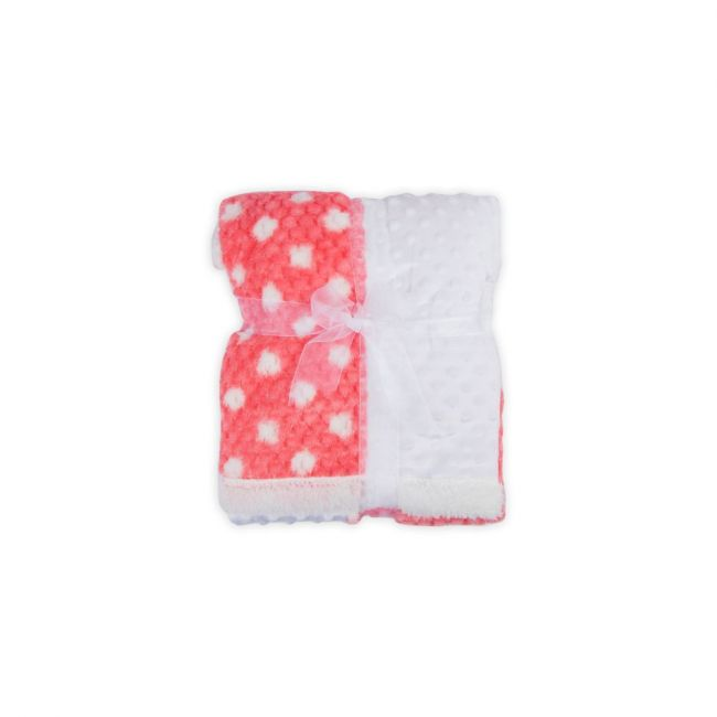 Little Angle - Baby Blanket Ultra Soft Premium Quality Blanket Pink 03