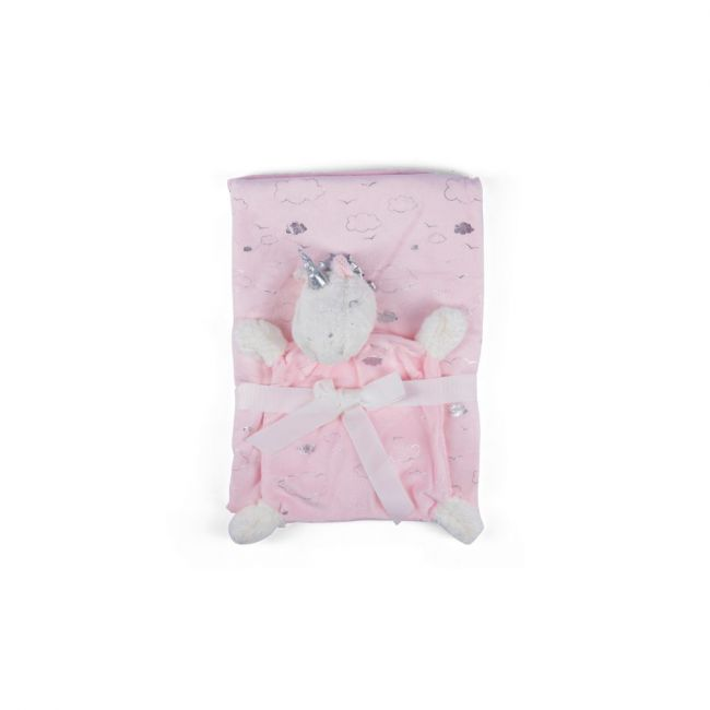 Little Angle - Baby Blanket Ultra Soft Premium Quality Blanket Pink