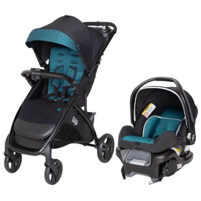 Baby Trend - Tango Travel System - Blue/Black