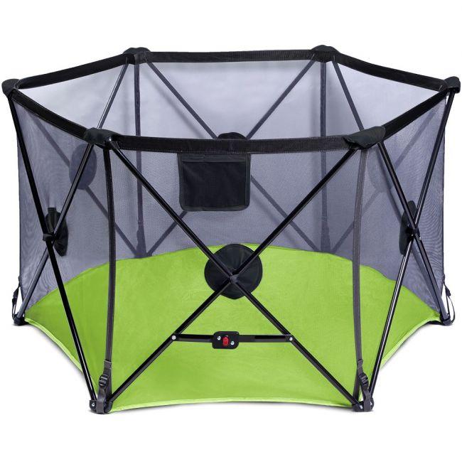 Baby Safe - Foldable Playard - Green