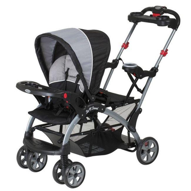 Baby Trend - Sit N' Stand® Ultra Stroller Phantom